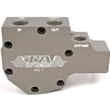 TA Billet Oil Pump Cover - High Volume