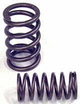 Dual Super Valve Springs, 125#. Aluminum Heads
